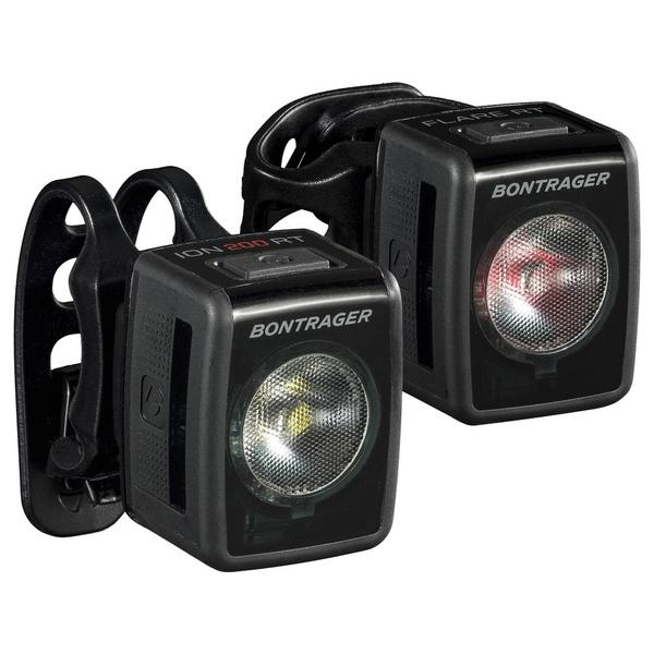 Bontrager Ion 200 RT/Flare RT Light Set