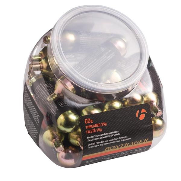 Bontrager CO₂ Cartridge Tubs