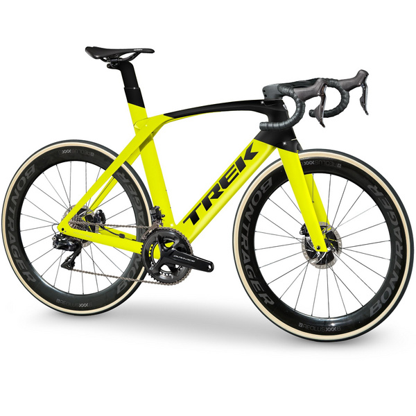 Trek Madone SLR 9 Disc - Yellow