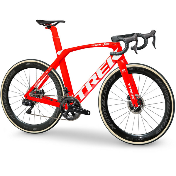 Trek Madone SLR 9 Disc - Red