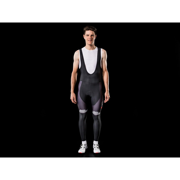 Santini Trek-Segafredo Men's Team Winter Bib Cycling Tight