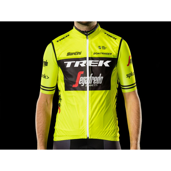 Santini Trek-Segafredo Men's Team Windshell Cycling Vest