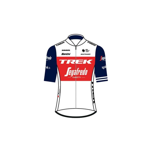 Santini Trek-Segafredo Men's Team Race Replica Jersey