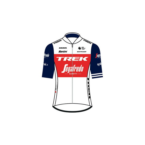 Santini Trek-Segafredo Kids' Team Replica Jersey