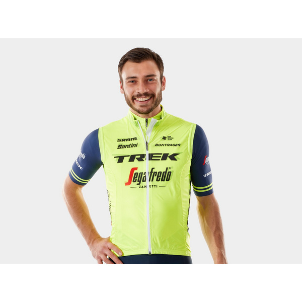 Santini Trek-Segafredo Men's Team Replica Training Vest