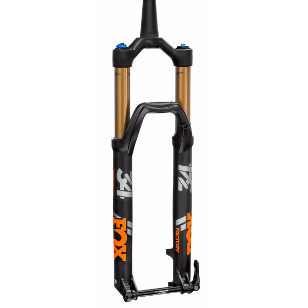 """Fox 34 Float Factory FIT4 Tapered Fork 2020 27.5"""" / 130mm / 44mm"""