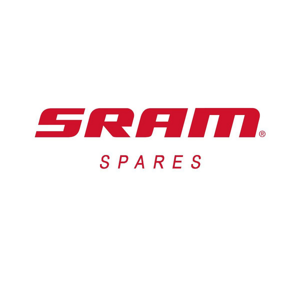 Sram Spare - Shift Lever Trigger Clamp/Bolt Kit Shiny Black Qty 1