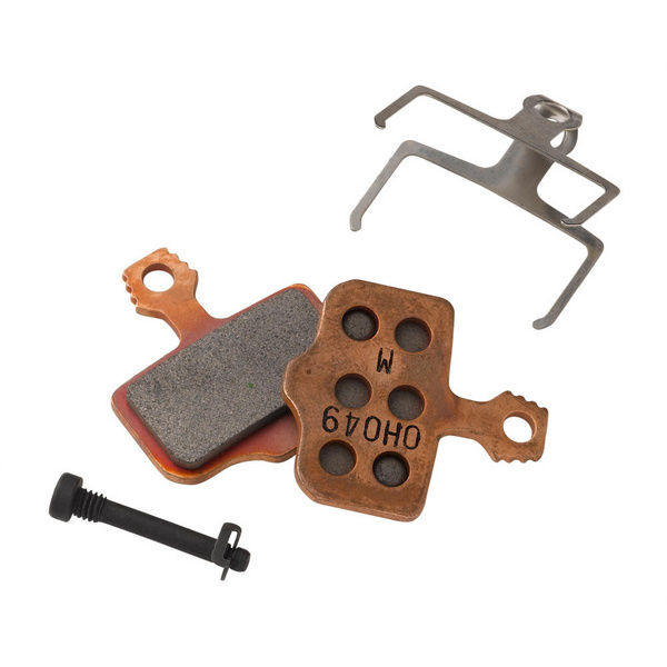 Avid Elixir Disc Brake Pads Sintered Compound Steel Backplate (1 set)