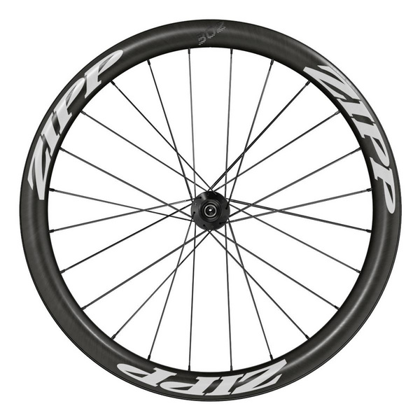 Zipp 302 Carbon Clincher Center Locking Disc Brake V1 Front, Convert Includes - Quick Release, 12Mm & 15Mm Through Axle Caps