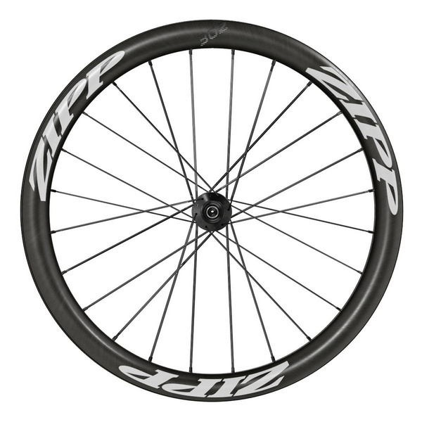 Zipp 302 Carbon Clincher Center Locking Disc Brake V1 Rear, Convert Includes - Quick Release & 12X142Mm Through Axle Caps