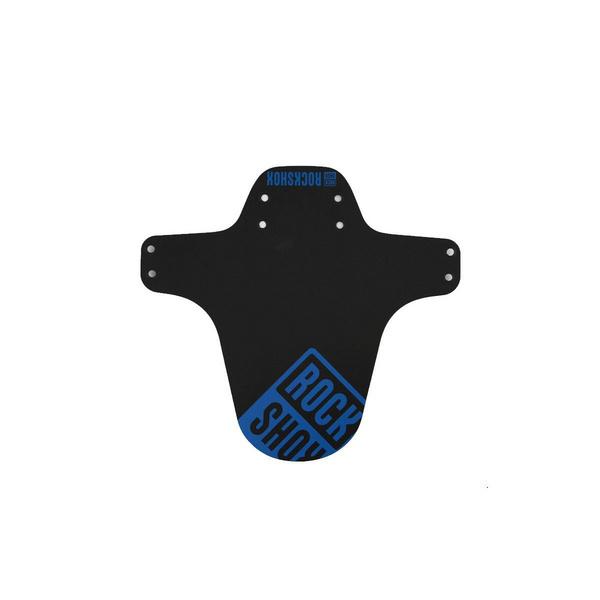 ROCKSHOX MTB FENDER BLACK WITH GLOSS BLUE PRINT - SID ULTIMATE: BLUE