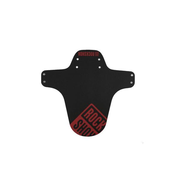 ROCKSHOX MTB FENDER BLACK WITH BOXXER RED PRINT - BOXXER/LYRIK ULTIMATE: RED