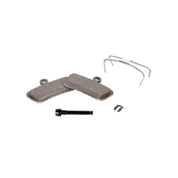 Sram Disc Brake Pads - Organic/Steel (Powerful) - Trail/Guide/G2