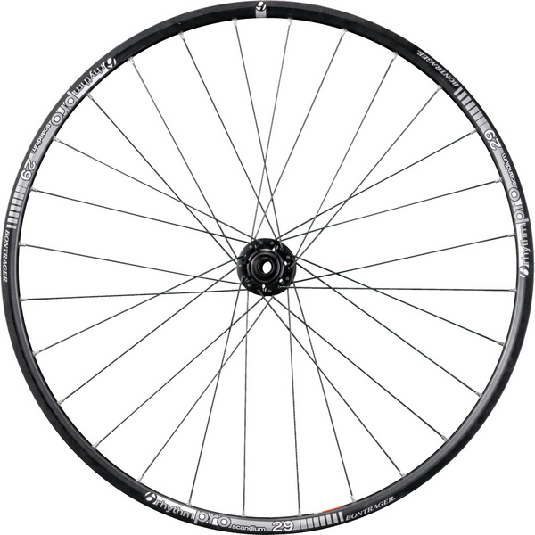 Bontrager Rhythm Pro TLR Disc 29 MTB Wheel