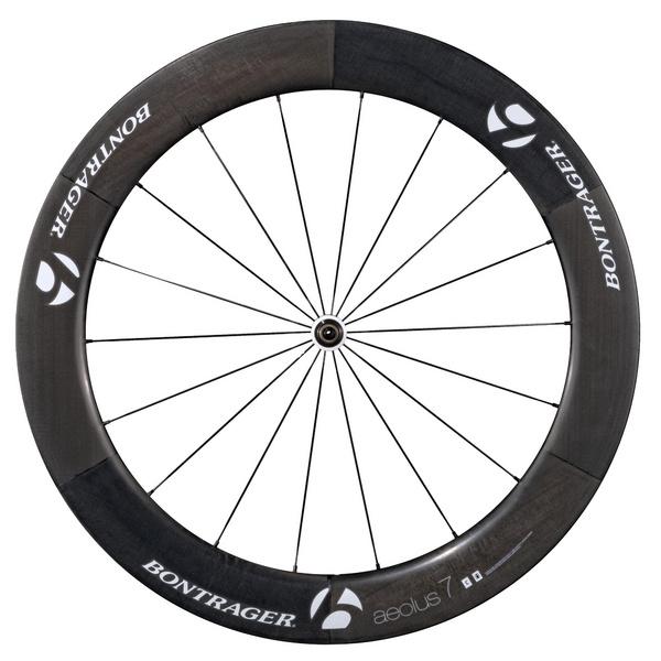 Bontrager Aeolus 7 D3 Tubular Road Wheel