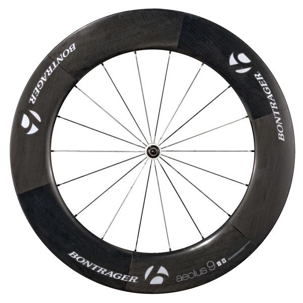 Bontrager Aeolus 9 D3 Tubular Road Wheel