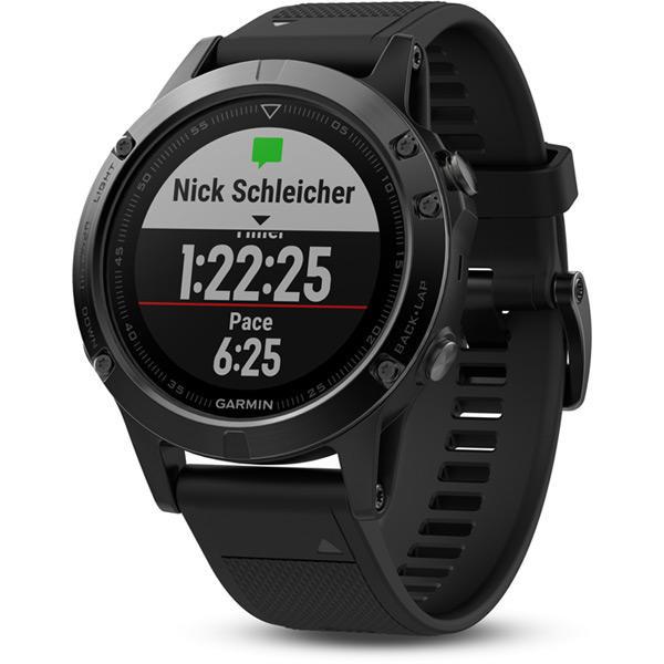 Fenix 5 GPS Multi Sport Watch