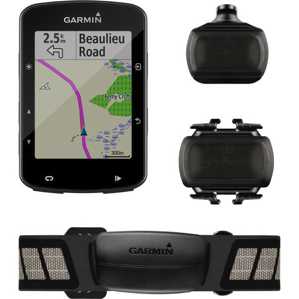 Edge 520 Plus GPS Enabled Cycle Computer