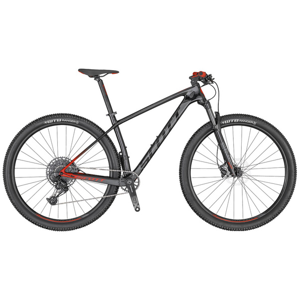 Scott Bike Scale 940 black/red 2020
