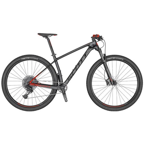 Scott Bike Scale 940 black/red 2020