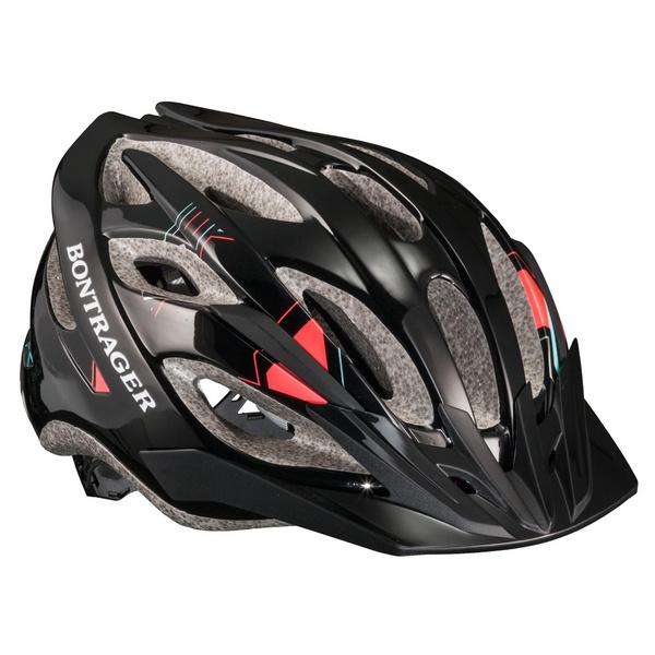 Bontrager Solstice Youth Bike Helmet - Black