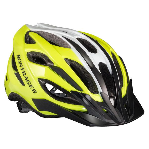Bontrager Solstice Youth Bike Helmet - Green