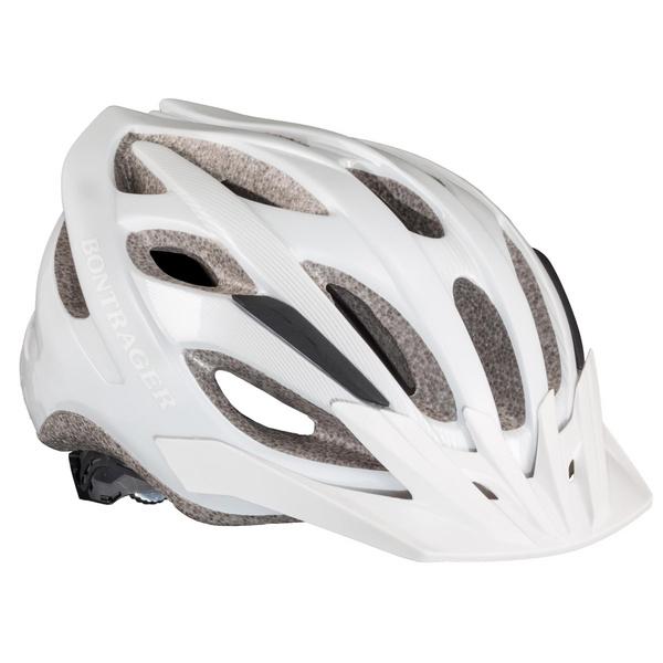 Bontrager Solstice Youth Bike Helmet - White