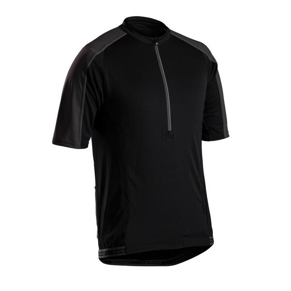 Bontrager Foray Cycling Jersey - Black