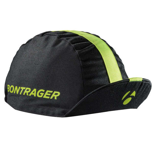 Bontrager Cotton Cycling Cap - Black;unknown;unknown