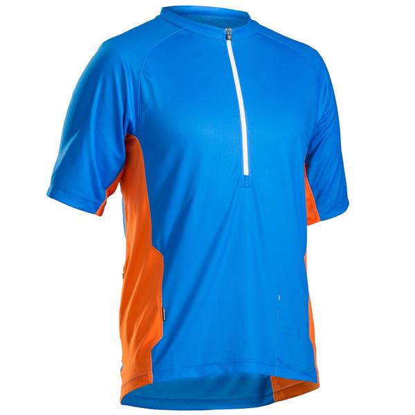 Bontrager Evoke Cycling Jersey - Blue