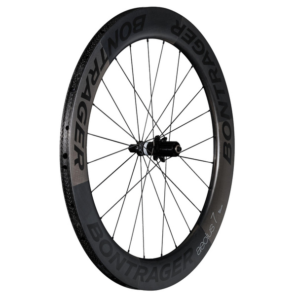 Bontrager Aeolus 7 D3 Tubular Road Wheel - Black
