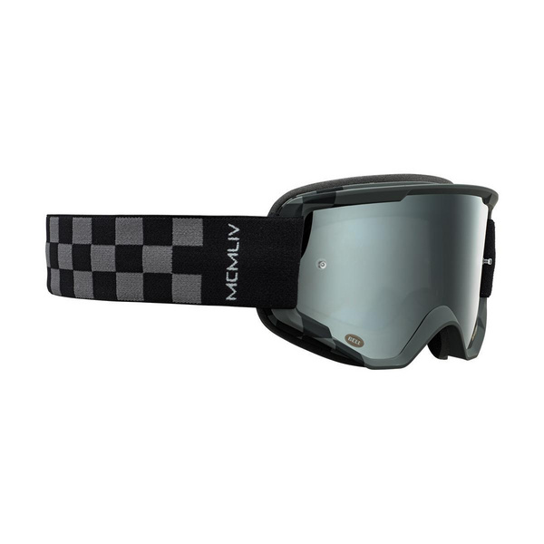 Bell Descender Mtb Goggles (Mirrored Lens)