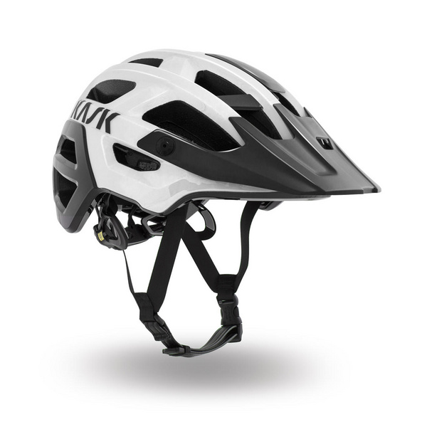 Kask Rex White/Red (Bianco/Rosso) Medium