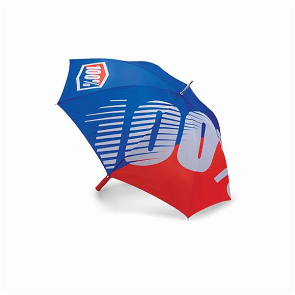 100% Umbrella Blue / Red