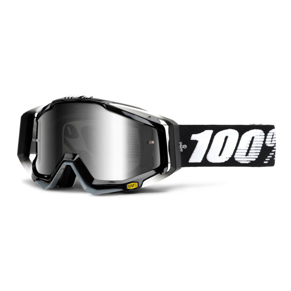 100% Racecraft Goggles LTD / Gold Mirror Lens