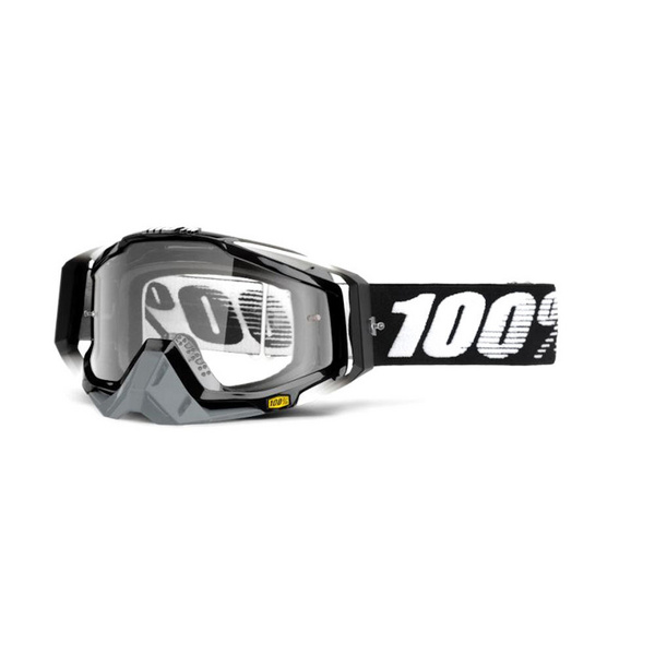 100% Racecraft Goggles Cosmos 99 / Clear Lens