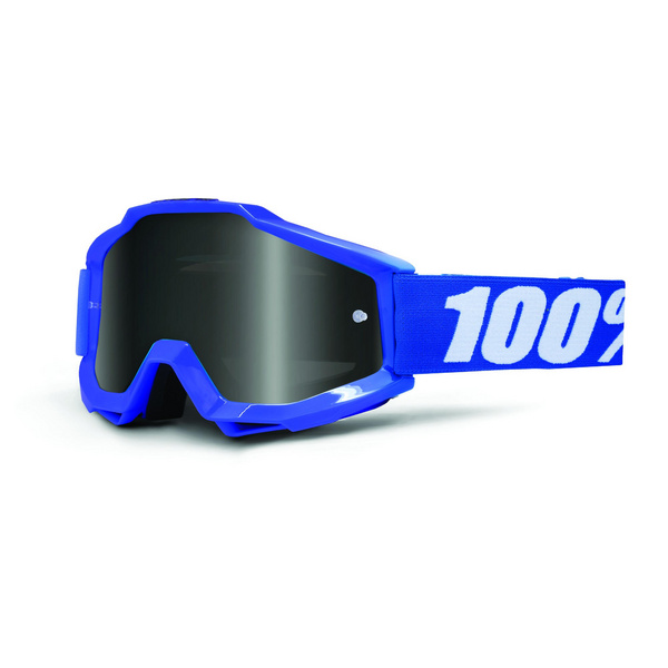 100% Accuri Sand Goggles - Saarinen / Grey Smoke Lens
