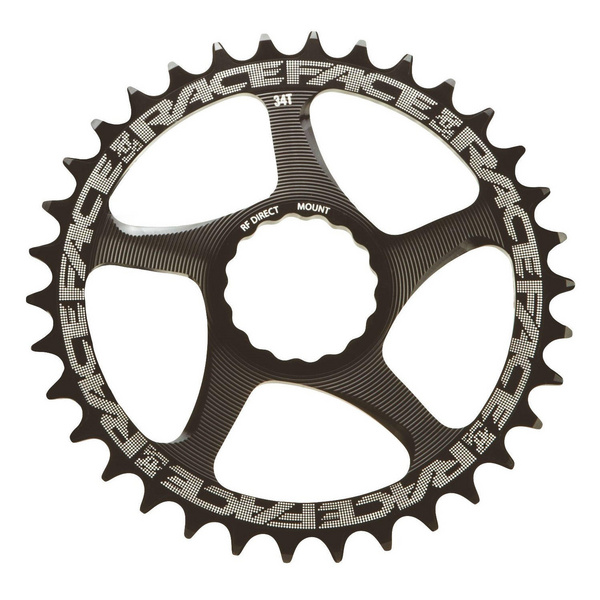 Race Face Direct Mount Narrow/Wide Single Chainring 30T Black