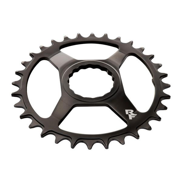 Race Face Narrow/Wide Single Steel Chainring Black 28T