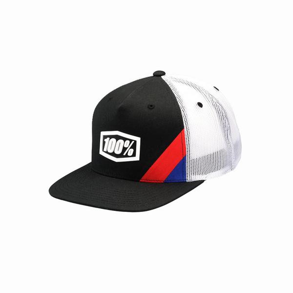 100% Cornerstone Trucker Hat Adult One Size