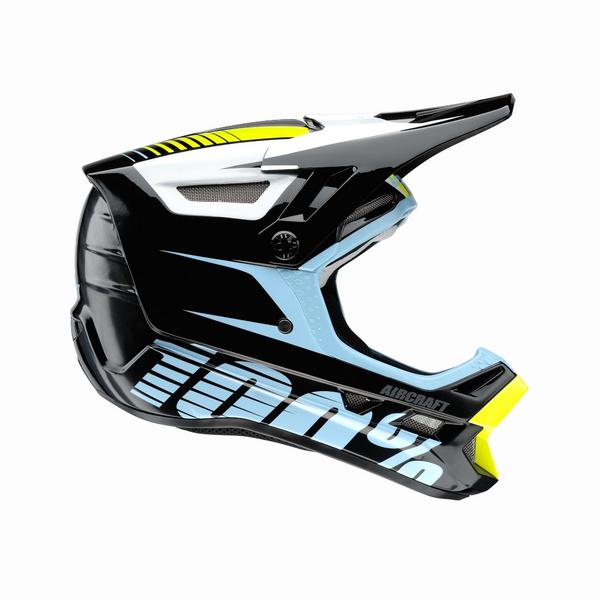 100% Aircraft DH Helmet MIPS Fiji XL