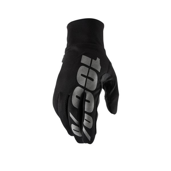 100% Hydromatic Waterproof Glove Neon Yellow XXL