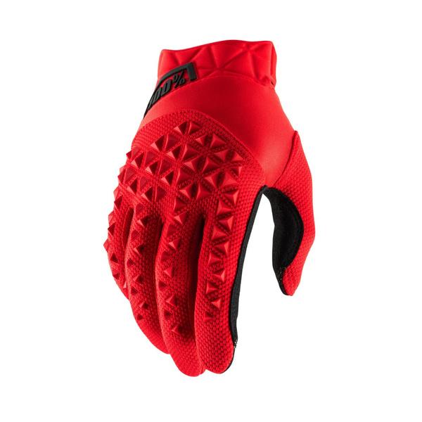 100% Airmatic Youth Glove Black / Charcoal XL