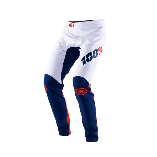 """100% R-Core X Pants Black / Cyan 38"""""""