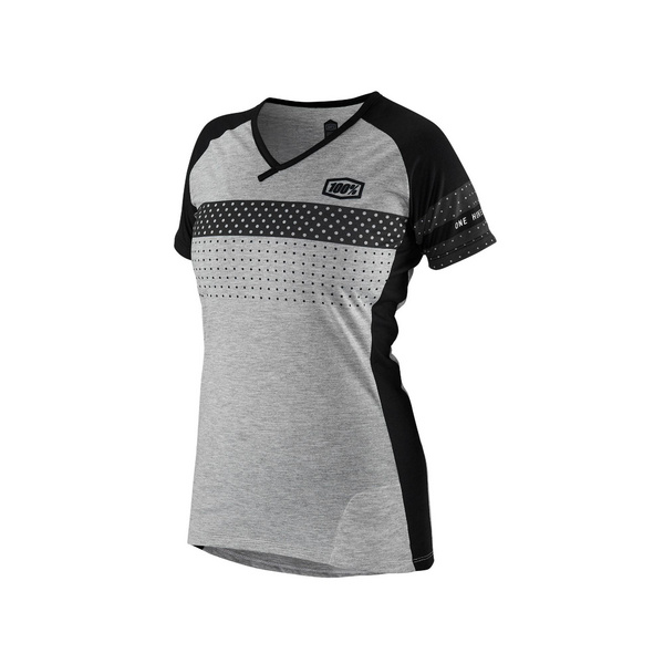 100% Airmatic Women's Jersey Red L