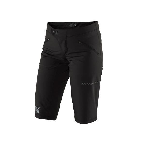 100% Ridecamp Women's Shorts Navy XL