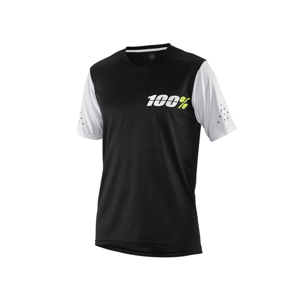 100% Ridecamp Youth Jersey Black XL