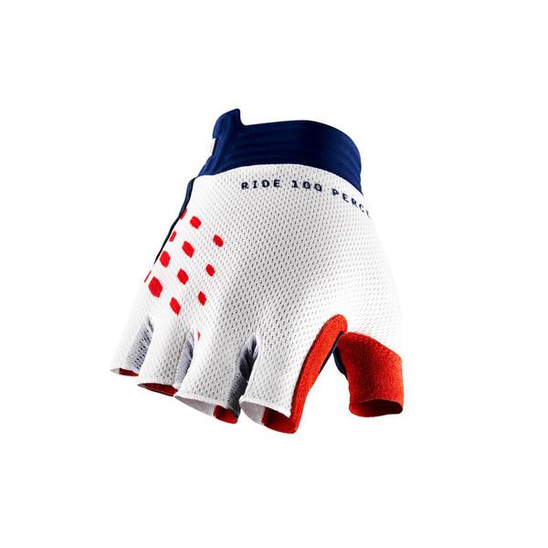 100% Exceeda Glove Black XL