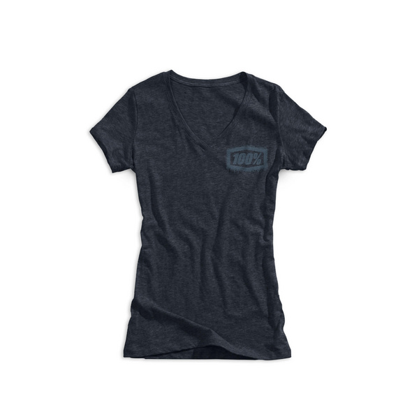 100% Positive Women's T-Shirt Navy L