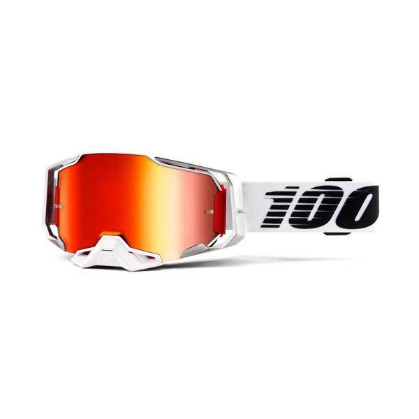 100% Armega Goggle Mirror Lens Lightsaber
